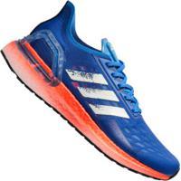Tênis Adidas Ultraboost Pb - Masculino - Azul/Laranja