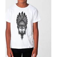 Lobo Guará - Camiseta Clássica Infantil
