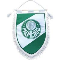 Flâmula Oficial Do Palmeiras 22 X 30 Cm - Unissex