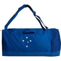 Bolsa Mala Cruzeiro Adidas - Unissex-Azul