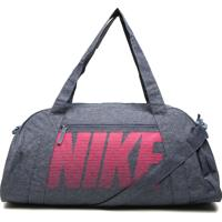 Bolsa Nike Gym Club Cinza