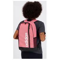 Mochila Adidas Essentials Rosa E Preta