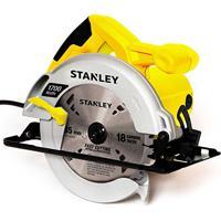 Serra Circular De 7-1/4 Pol. 1700W 220V Com Bolsa De Nylon-Stanley-Stsc1718B