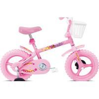 Bicicleta Verden Fofys - Aro 12 - Sem Marchas Rosa