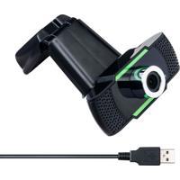 Webcam Full Hd Gamer Warrior Maeve 1080P Ac340 Usb 3.0