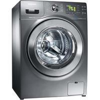 Lavadora/Secadora De Roupas Samsung Wd106Uhsagd/Az Com Display Digital, Sistema Air Wash E 5 Programa De Lavagem - 10,1Kg