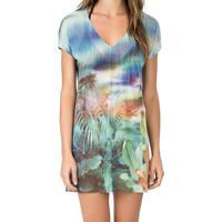 Vestido Live Paradise Tropical Estampado P