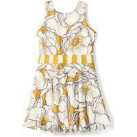 Vestido Lilica Ripilica Infantil 101083090001 Amarelo