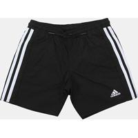 Bermuda Adidas Y 3Scl Masculina - Masculino-Preto