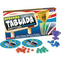 Jogo Algazarra Aprenda A Tabuada Brincando Multicolorido