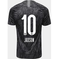399d23d3c1 Netshoes  Camisa Corinthians Ii 18 19 Nº 10 Jadson - Torcedor Nike Masculina  - Masculino