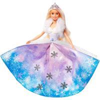 Barbie Dreamtopia Princesa Vestido Mágico – Mattel - Tricae