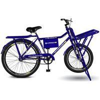 Bicicleta Kyklos Aro 26 Cargo 4.7 A-36 Reforçado Freio Contapedal E V-Brake Azul