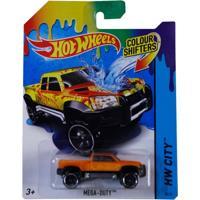 Carrinho Hot Wheels Color Change - Mega-Duty - Mattel - Masculino