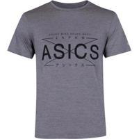 Camiseta Asics Japan Ss Tee Masculina - Masculino
