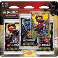 Jogo De Cartas - Blister Triplo - Lego Ninjago - Masters Of Spinjitzu - Kai Vs Sr. E - Copag