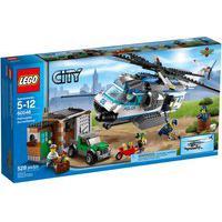 Lego City - Vigilância De Helicóptero - 60046
