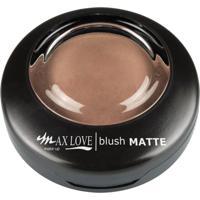 Blush Max Love M19 Marrom