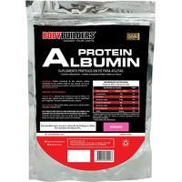 Albumin Protein 500G Refil - Bodybuilders - Unissex