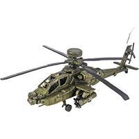 Helicóptero Miniatura Verde Oldway - 42X48 Cm