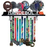Porta Troféus E Medalhas Handebol Masculino - Masculino