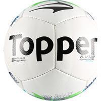 Netshoes  Bola Futebol Campo Topper Kv Carbon League - Unissex 5589e74a05402