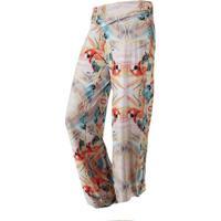 Calça Pantalona Saida De Praia Arara Mormaii Feminina - Feminino