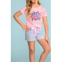 Pijama Short Doll Best Family Ever 111175 Lua Encantada