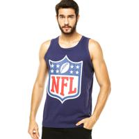 Regata New Era Basic Nfl Azul