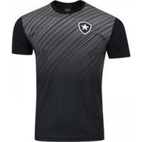 Camiseta Do Botafogo Sublimada Masculina - Masculino