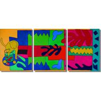 Quadro Painel Decorativo Releitura Quadros De Hanrri Matisse
