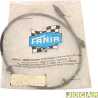 Cabo Do Acelerador - Fânia - Uno 1.6 1989 Até 1993 - Elba/Prêmio - 1.6 - 1990 Até 1997 - 1230 Mm - Cada (Unidade) - 81-024