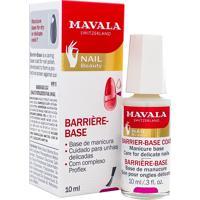 Barreira-Base Protetora Mavala Para Unhas Delicadas Com 10Ml