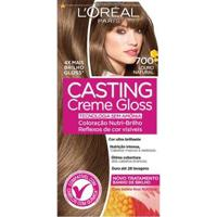 Coloração Casting Creme Gloss L'Oréal Paris 700 Louro Natural - Unissex-Incolor
