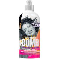 Creme Para Pentear Soul Power Curly Cream Bomb Estimulador De Cachos 500Ml