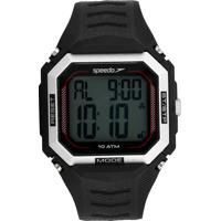 Relógio Speedo 80602G0Evnp1 Preto