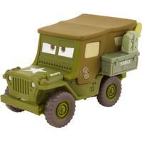Carrinho - Disney Carros - Viagem De Estrada - Sargento - Mattel - Masculino