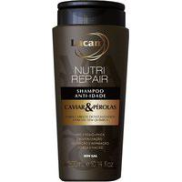 Lacan Nutri Repair Shampoo Anti-Idade Caviar & Pérolas 300Ml