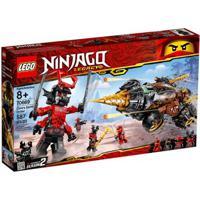 Lego Ninjago Legacy - Perfuradora De Terra Do Cole - 70669