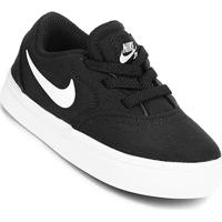 Tênis Infantil Nike Sb Check Cnvs - Unissex
