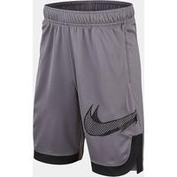Shorts Infantil Nike Dominate Gfx Masculino - Masculino-Preto