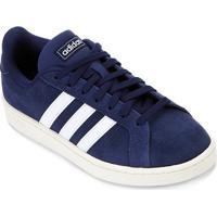 Tênis Adidas Grand Court Masculino - Masculino-Azul+Branco