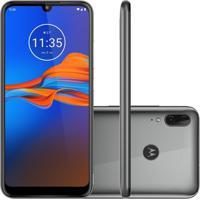 Smartphone Motorola Moto E6 Plus 32Gb Xt2025 Desbloqueado Cinza