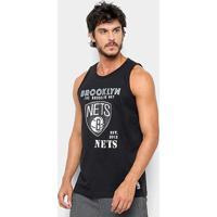 Regata Nba Sport Brooklyn Nets Masculina - Masculino