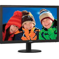 "Monitor Philips 206V3Lsb - Led 20"" - Widescreen Hd"