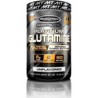 Glutamina 100% Platinum 300G Muscletech - Unissex