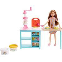 Boneca Barbie - Stacie E Estação De Doces - Mattel