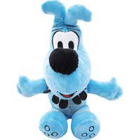 Pelúcia Minas De Presentes Cachorro Azul