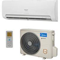 Ar Condicionado Split Hw Inverter Springer Midea Com 9.000 Btus, Quente E Frio, Branco + Instalacao