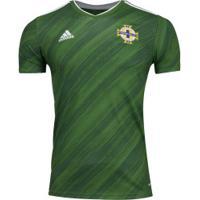 Camisa Irlanda Do Norte I 2019 Adidas - Masculina - Verde